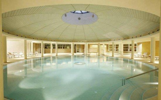 Hotel Caesius Thermae & Spa Resort : Piscine de l'hotel