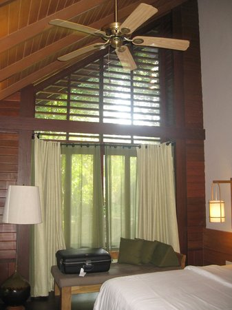 The Tubkaak Krabi Boutique Resort : Chambre vue jardin