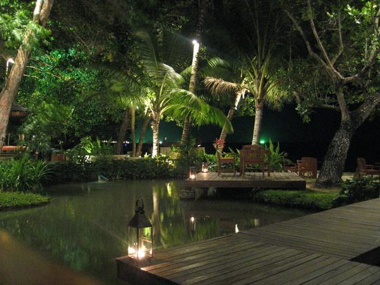 The Tubkaak Krabi Boutique Resort : Restaurant