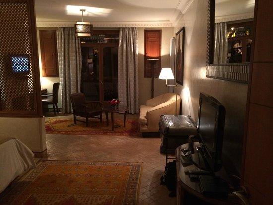 La Maison Arabe : Living Area 2