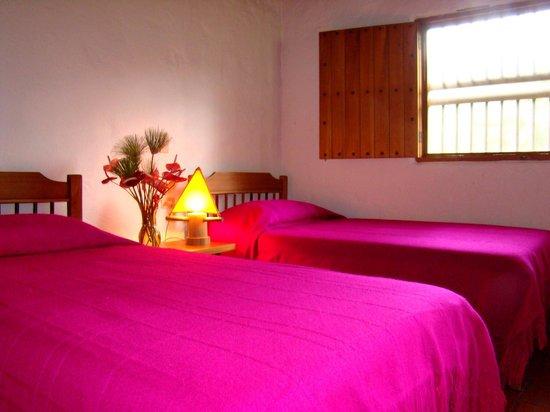 Habitaciones Finca hotel Los Arrayanes
