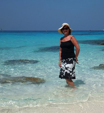 Similan Islands : Lovely clear water