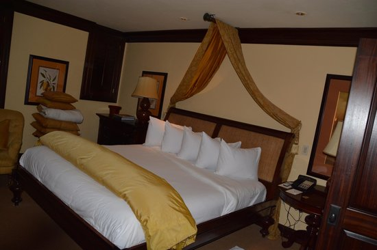 The Brazilian Court Hotel: chambre de la suite