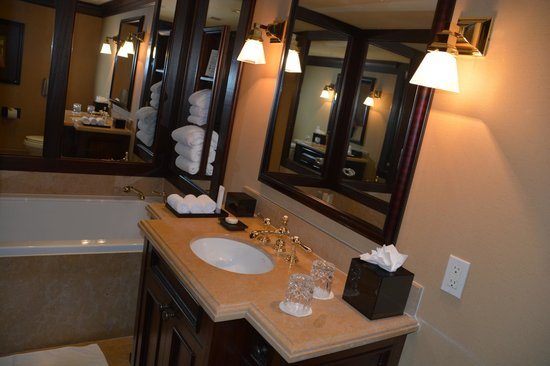 The Brazilian Court Hotel: salle de bains
