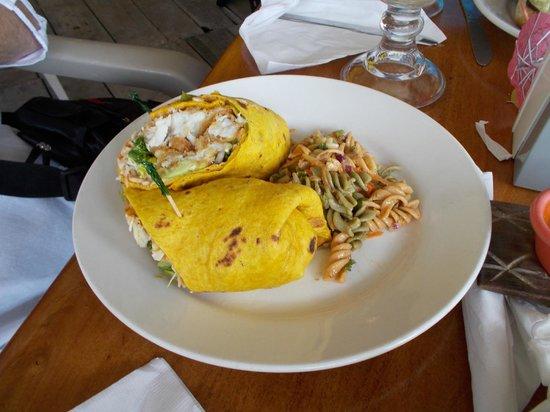 Wild Mango's: Great Fish Tacos