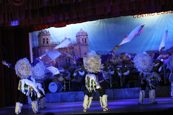Centro Qosqo de Arte Nativo: Peru