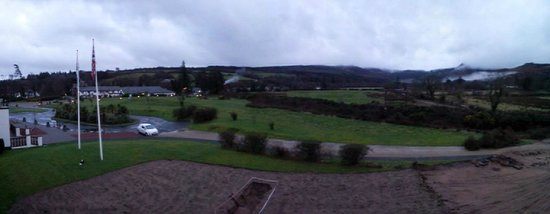 Auchrannie Resort : View from room 309