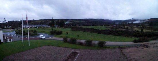 Auchrannie Spa Resort: View from room 309