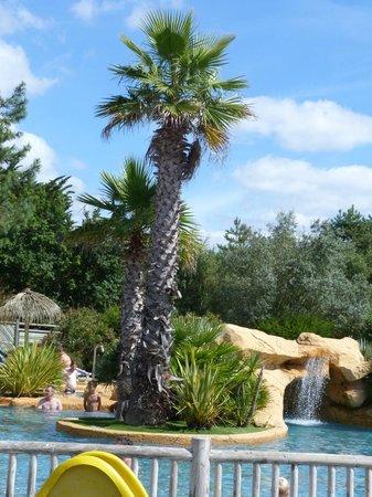 Camping Sunelia Le Fief : piscine