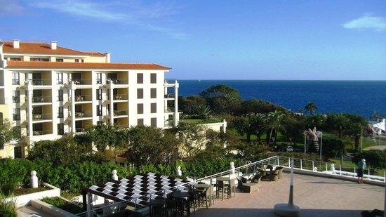 Melia Madeira Mare Resort & Spa: View from balcony (room 525)