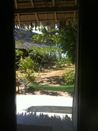 Fisherman's Cottage : a view at siesta time!