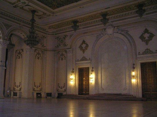 Palace of Parliament: Details