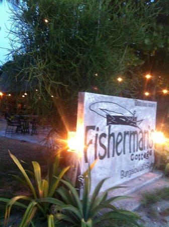 Fisherman's Cottage : dining al fresco