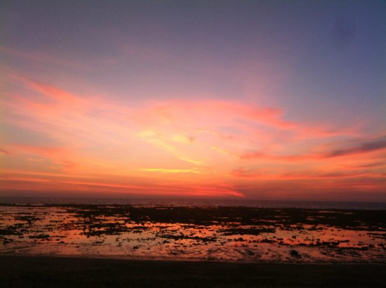 Fisherman's Cottage : a sunset like this every evening