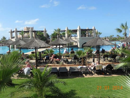 Hotel Riu Touareg : pool