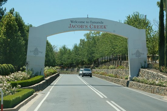 Barossa Valley Wine Tour with Wine Tastings and Lunch: Jacobs Creek