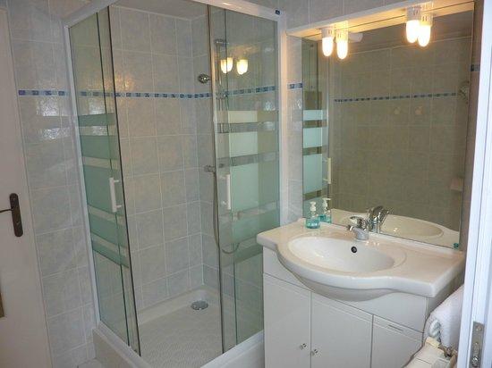 Chambre d'hotes de Florence : salle de bain