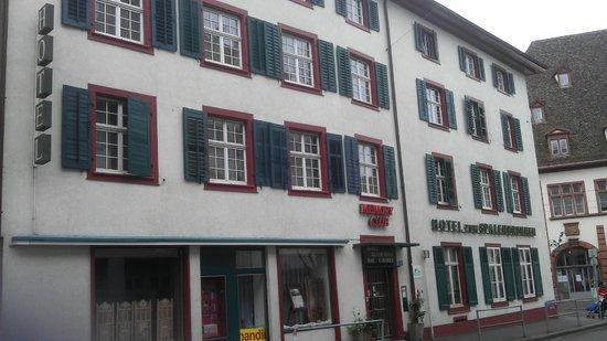 Hotel Spalenbrunnen : Hotel