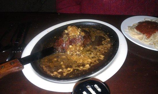 Cortese Restaurant INC : Milanese Style Steak