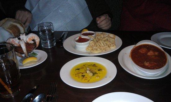 Cortese Restaurant INC : Dinner