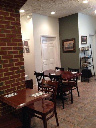 Interior seating picture of foode fredericksburg tripadvisor