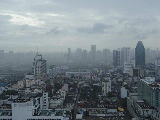 Baiyoke Sky Hotel: View