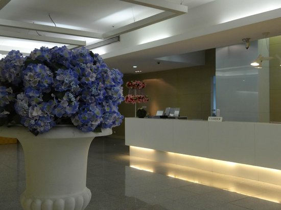 Baiyoke Sky Hotel: Lobby