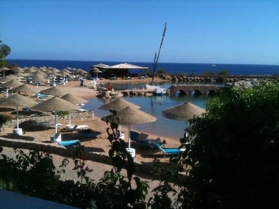 Domina Coral Bay Prestige Hotel: Соленое озеро