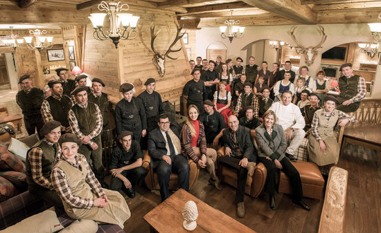 Hotel Alpen Ruitor: Our Team