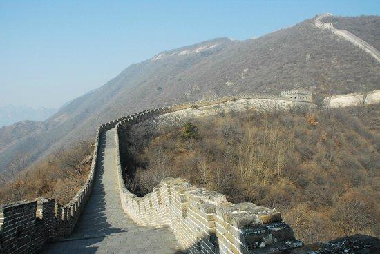 Gran Muralla China en Mutianyu: Mutianyu