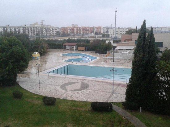 Nicotel Sport Hotel Corato : Piscina esterna