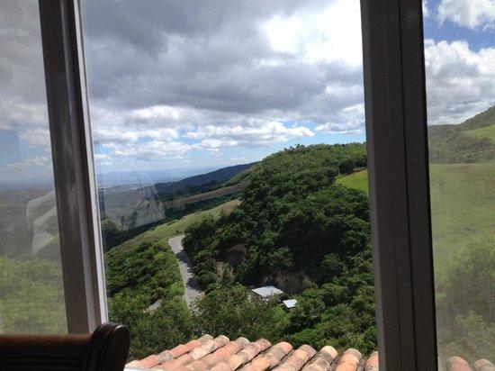 Posada El Encanto: View from Restaurant Window
