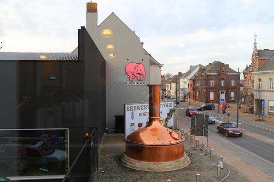 Huyghe Brewery: Frente d cervejaria