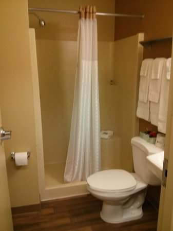 Extended Stay America - Houston - The Woodlands: bath??? Not at all what I expected!
