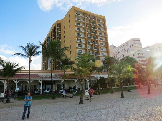 san juan marriott resort & stellaris casino check out time
