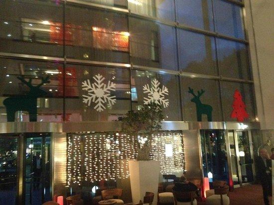 Hilton Barcelona: Hall de entrada