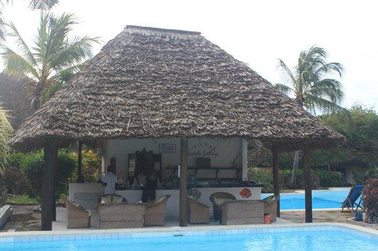 Dorado Cottage: bar della piscina