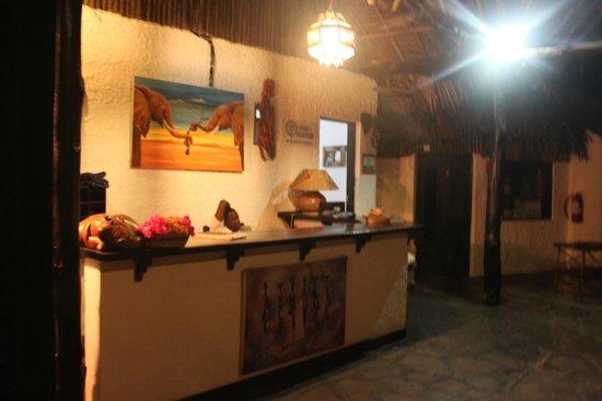 Dorado Cottage: Reception