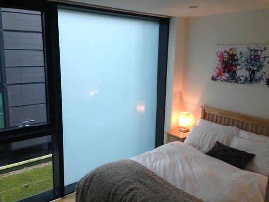 Scotia Grand Residence - Quartermile Apartments: Bedroom