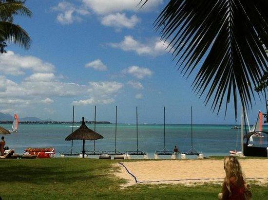 Club Med La Pointe aux Canonniers : plage