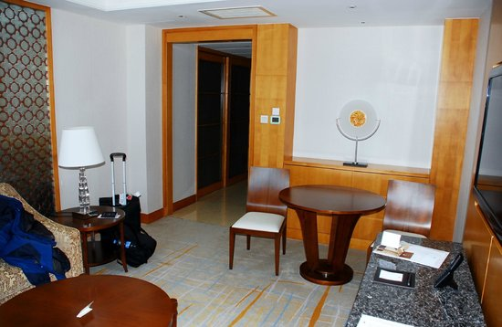 DoubleTree by Hilton Shanghai-Pudong: sitting room