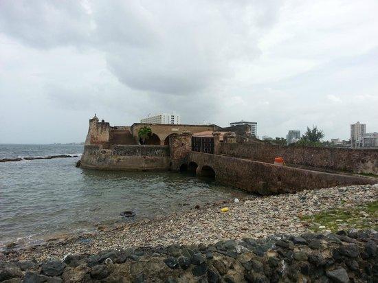 Condado Lagoon Villas at Caribe Hilton: The Fort