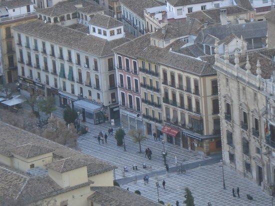 Plaza Nueva Hotel: площадь с отелем