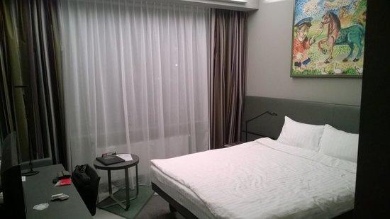 Cosmopolite Hotel : My room