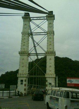 Suspension Bridge: Ponte Pênsil