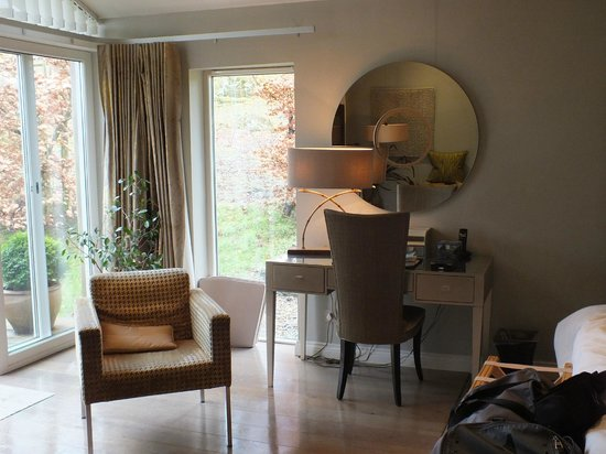 Gilpin Hotel & Lake House: Sergeant Man suite