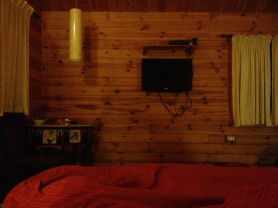 Stonewater Eco Resort: Cosy cabins are not enough to get good reviews