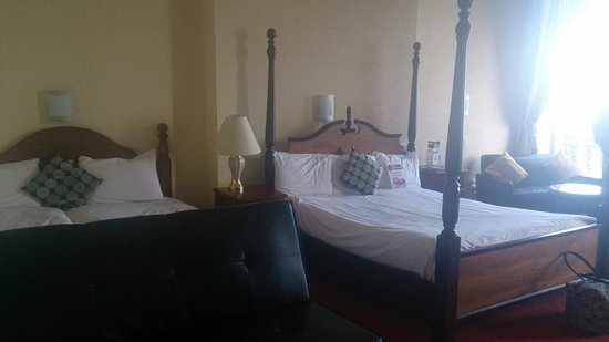Grand Hotel Scarborough : Room 0108 fantastic.....
