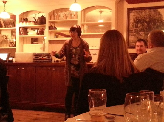 An Evening of Food, Folklore and Fairies: Our Storyteller Helena