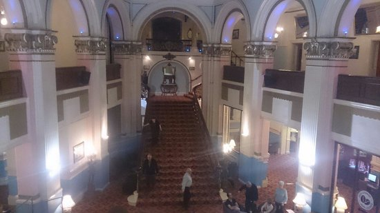 Grand Hotel Scarborough: Grand staircase